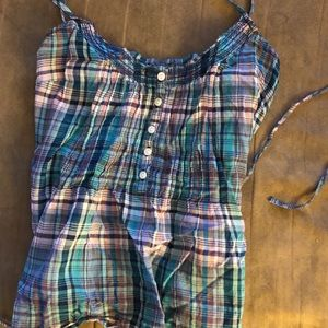 Aeropostale colorful light weight summer top
